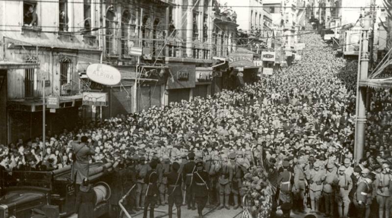 Yahudilerden Mustafa Kemalin tabutuna düğme