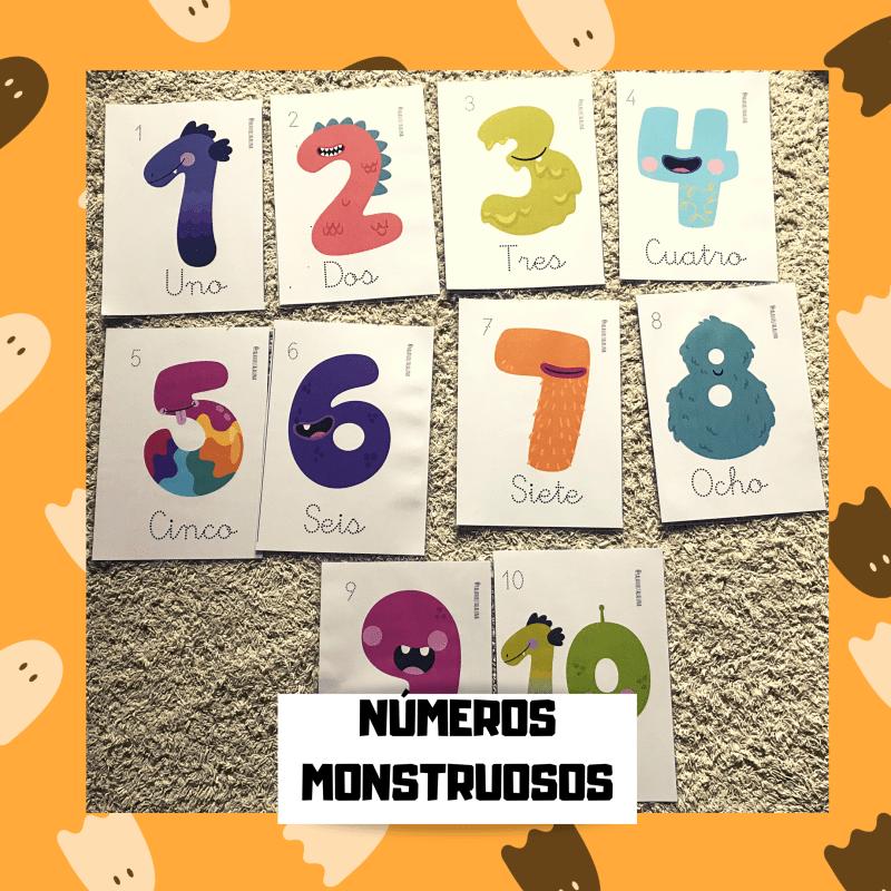 Números monstruosos