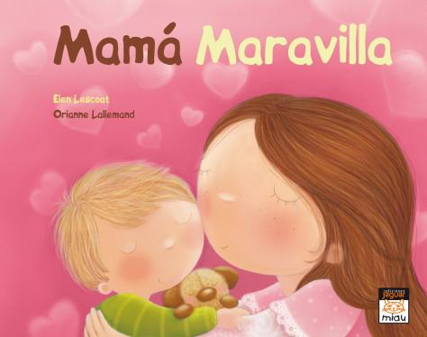 MAMA MARAVILLA PORTADA LIBRO