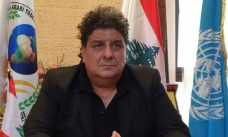 "Photo of الدكتور بسام فرشوخ ،  لوزير التربية "" إنت وين عايش "" ؟!!"