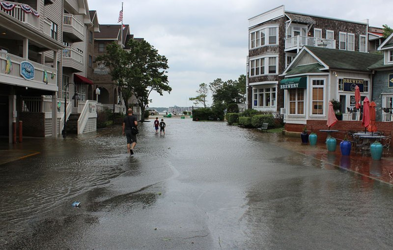 Manteo flooding