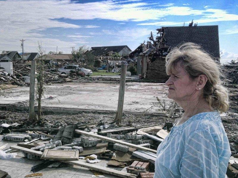 May 2013 tornado damage