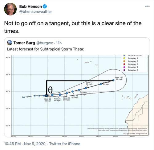 Bob Henson tweet