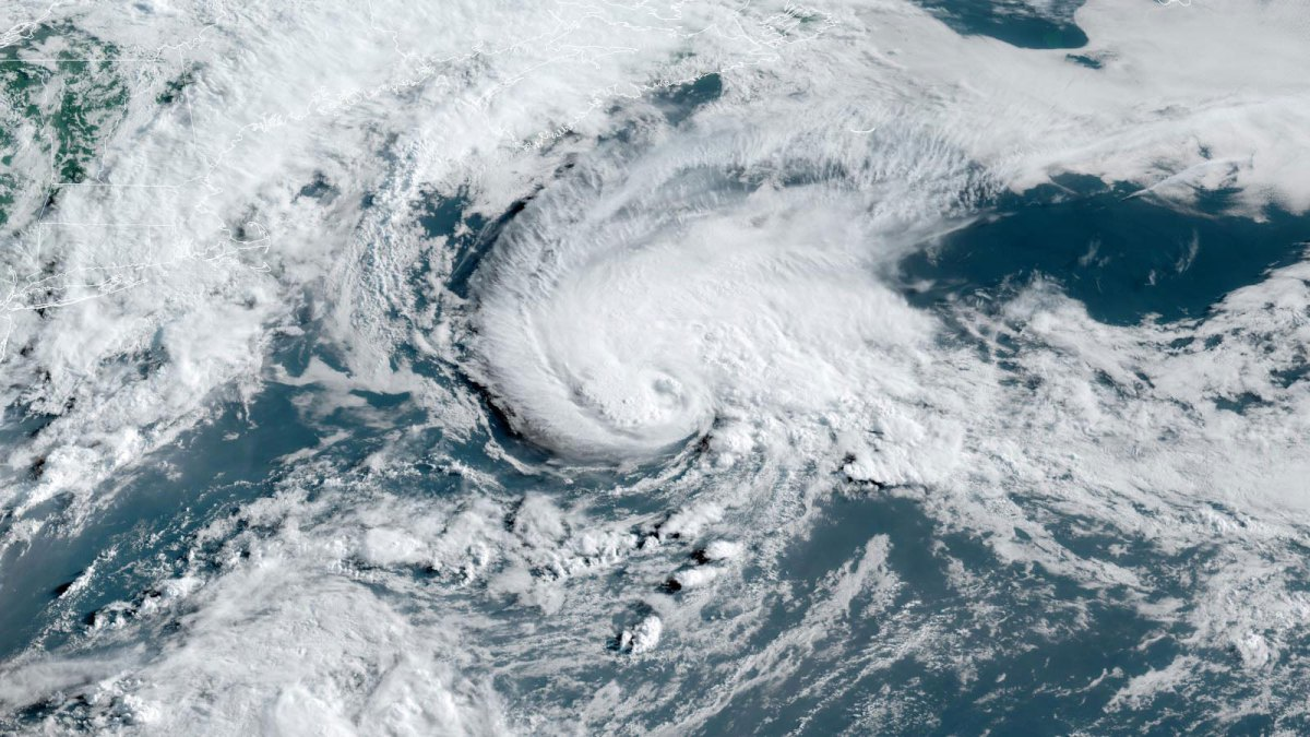 Satellite image of Bill
