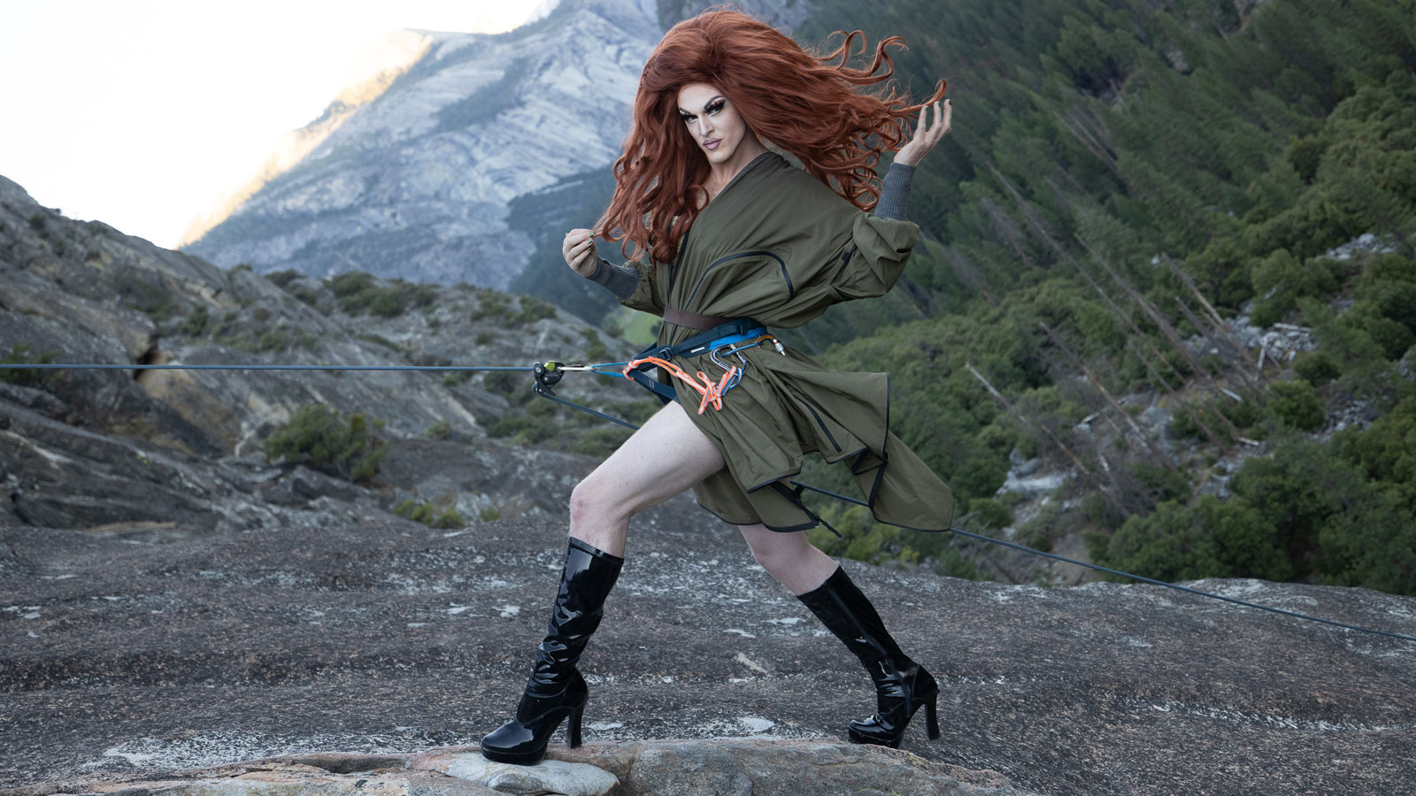 One Cool Thing: Meet Pattie Gonia, Environmentalist Drag Queen