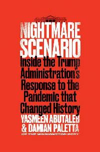 Nightmare Scenario book cover