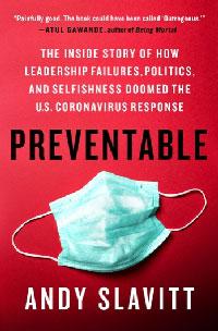 Preventable book cover
