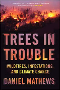 Trees in trouble book cover