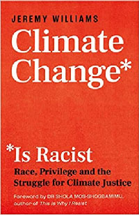 Climate Change is racist book cover