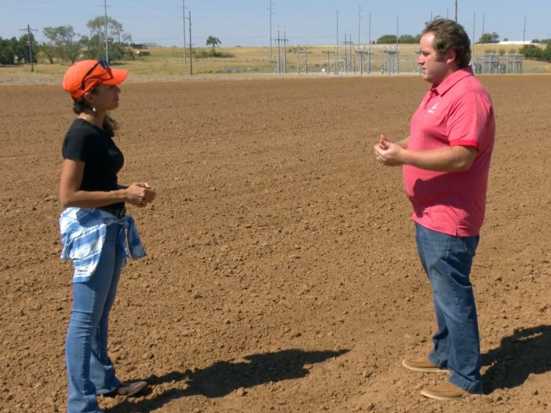 Agricultural experts discuss drought in Oklahoma