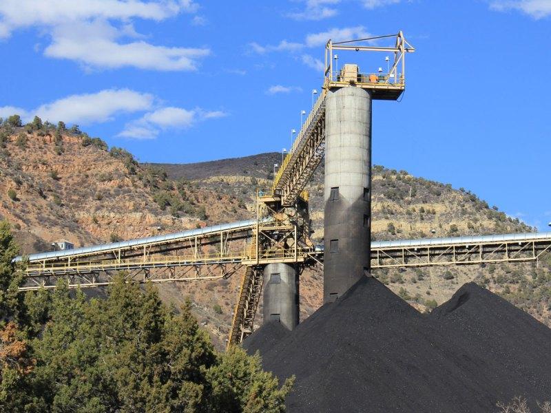 Coal facility