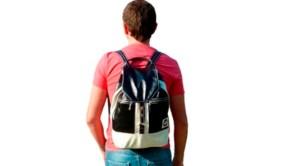 Мужские кожаные рюкзаки