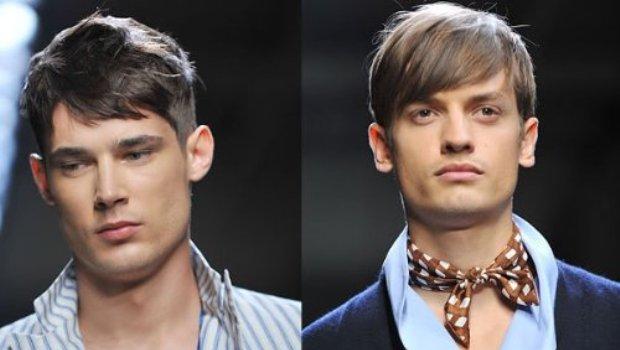 молодежные мужские стрижки