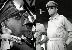Мужские очки авиаторы первая модель