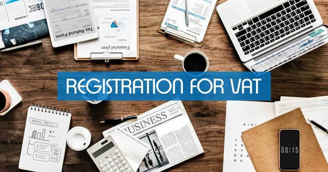 Registration for VAT in UAE