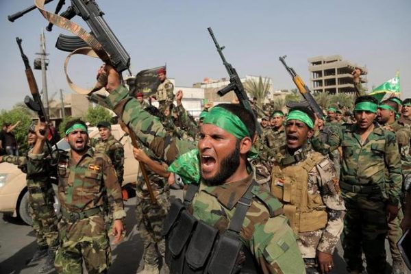 Image result for Shia fighters in syria, photos