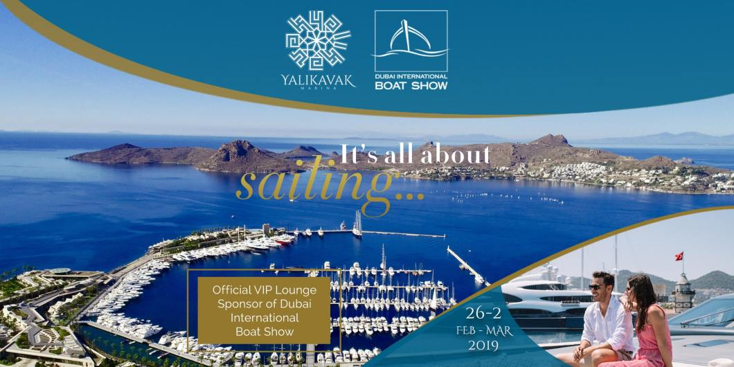 The Best Super Yacht Marina of The Mediterranean Yalıkavak Marina to Represent Turkey at Dubai International Boat Show