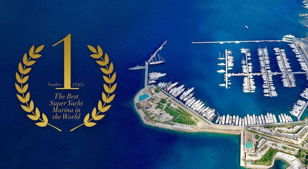 Yalıkavak Marina number one super yacht marina