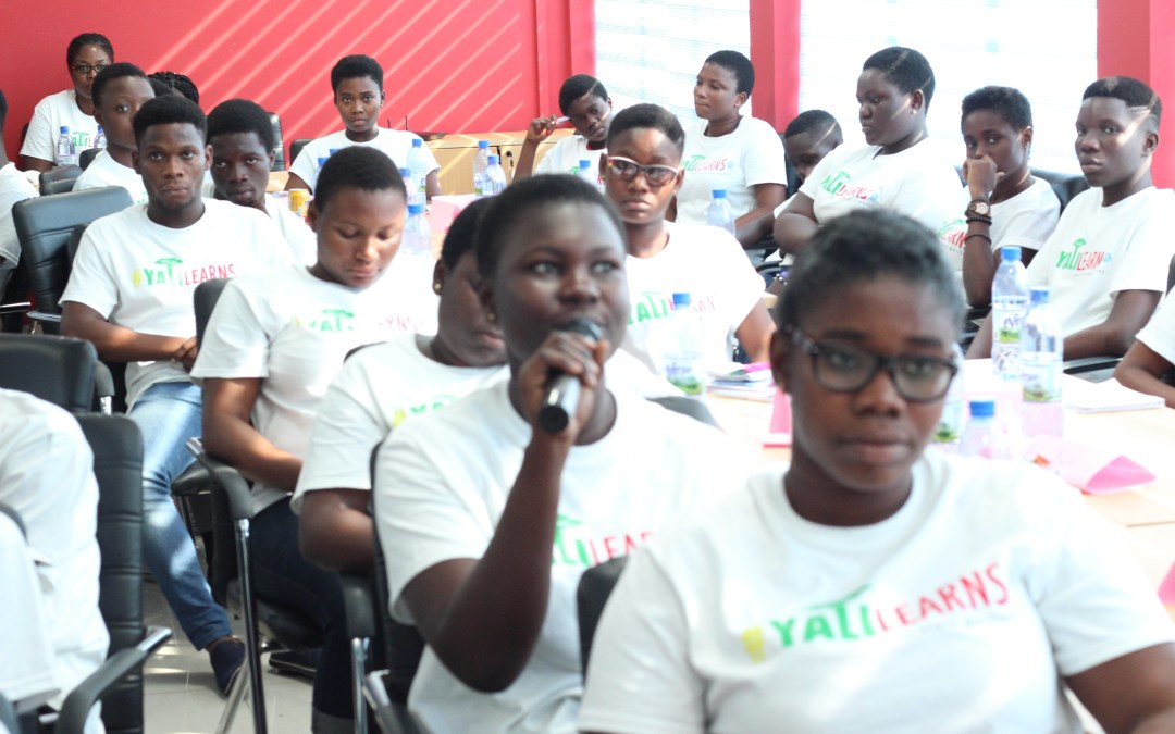 YALI RLC Marks Mandela Day with Citizenship and Leadership Bootcamp for Teenagers