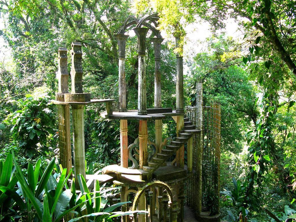 نتيجة بحث الصور عن حديقة لاس بوزاس، زيليتلا، المكسيك: