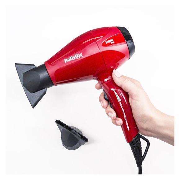 Babyliss Ionic - AC Hair Dryer 2400W - www.yallagoom.com.qa