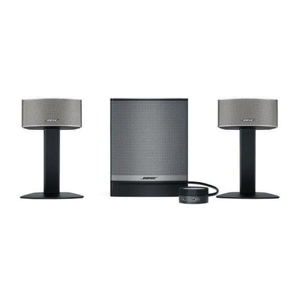 Bose Companion 50 Multimedia Speaker System - www.yallagoom.com.qa