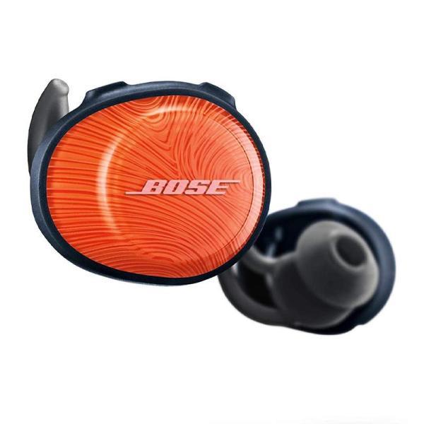 Bose SoundSport Free Wireless Headphones – Bright Orange - www.yallagoom.com.qa
