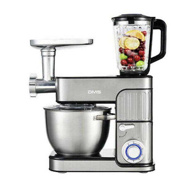 DMS Multi-functional 3 in 1 Food Processor – 2300W - www.yallagoom.com.qa