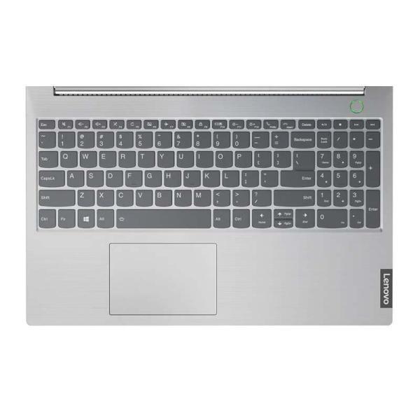 Lenovo ThinkBook 15'' Laptop Mineral Grey - www.yallagoom.com.qa