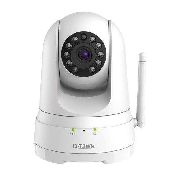 My D-Link Full HD Pan & Tilt Wi-Fi Camera DCS-8525LH - www.yallagoom.com.qa