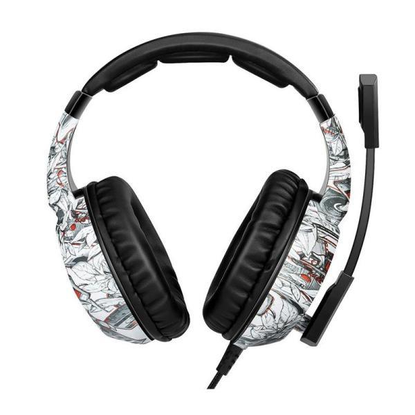 ONIKUMA K19 - Professional Gaming Headset White - www.yallagoom.com.qa