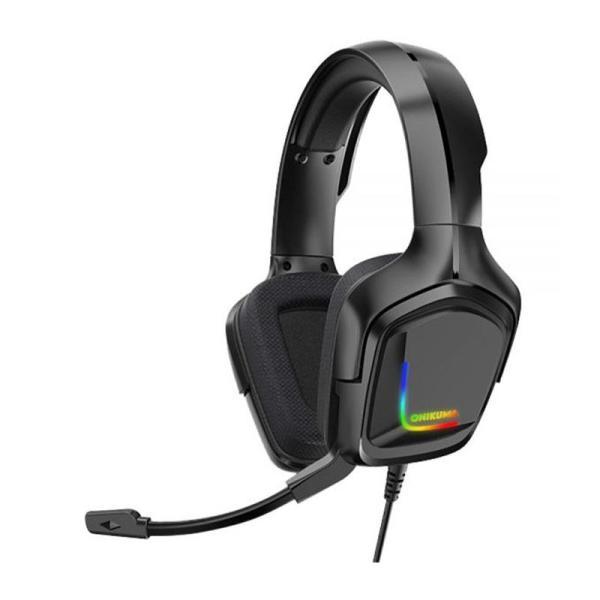ONIKUMA K20 Black- Professional Gaming Headset - www.yallagoom.com.qa