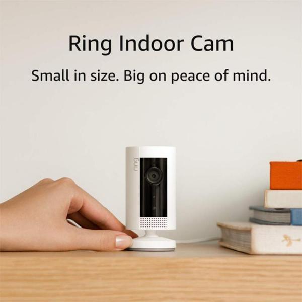 Ring Wired Indoor Cam - www.yallagoom.com.qa