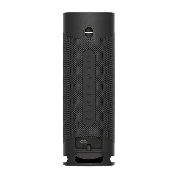Sony XB23 Extra Bass Wireless Waterproof Portable Bluetooth Speaker Black - www.yallagoom.com.qa