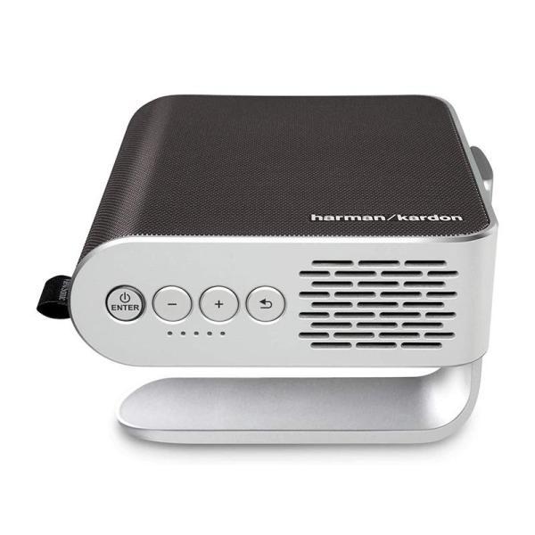 ViewSonic M1+ Portable Smart Wi-Fi Projector - www.yallagoom.com.qa