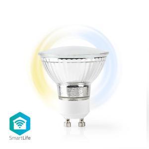 Wi-Fi Smart LED Bulb | Warm to Cool White | GU10-Yallagoom.com.qa