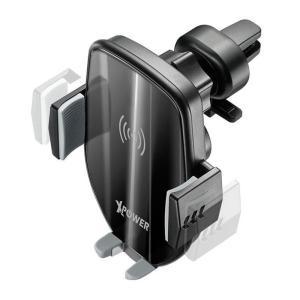 Xpower CMA2 10W Automatic Wireless Charging Car Mount Holder-Yallagoom.com.qa