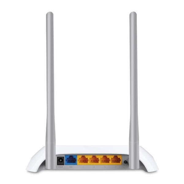 Tp-Link TL-WR840N Wireless Router-yallagoom.com.qa