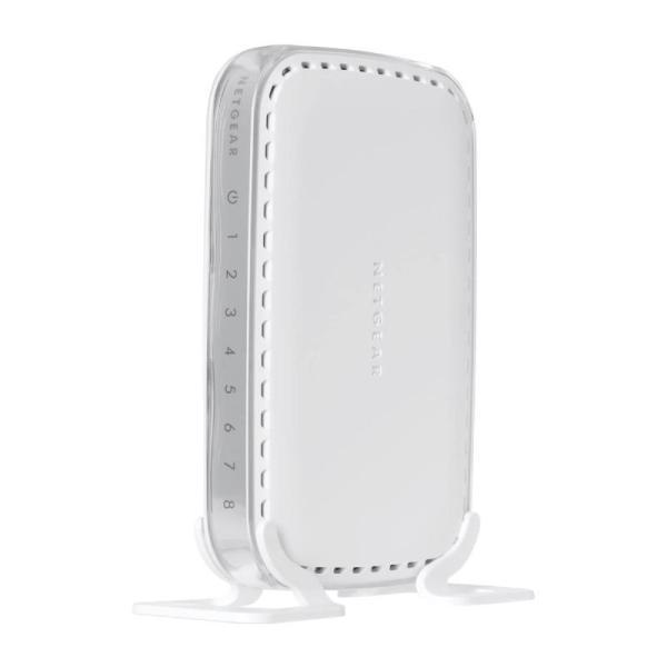 Netgear Networking Switch 8 X 10/100/1000mbps Gb Ethernet Switch-yallagoom.com.qa