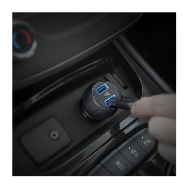 ANKER POWER DRIVE 2 ELITE 24W -Yallagoom.com.qa