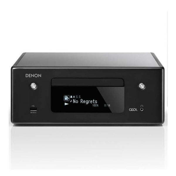 Denon CEOL-N10 Hi-Fi-Network CD Receiver with HEOS music streaming, Bluetooth-Yallagoom.com.qa