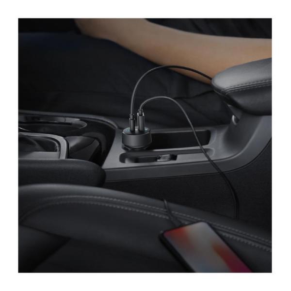 PowerDrive PD 2 Car Charger-Yallagoom.com.qa