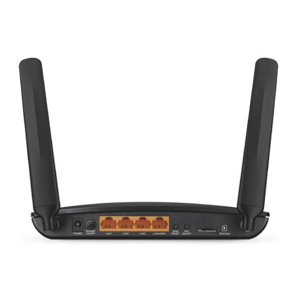 TP-Link Archer MR200 AC750 750Mbps Dual Band 4G LTE-yallagoom.com.qa