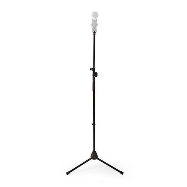 Microphone Stand   Black-Yallagoom.com.qa
