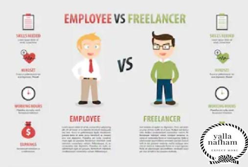 تخصصات العمل الحر