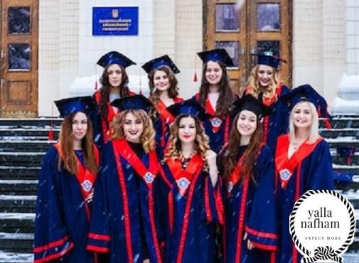 ما هي أفضل الجامعات لدراسة الطب في اوكرانيا