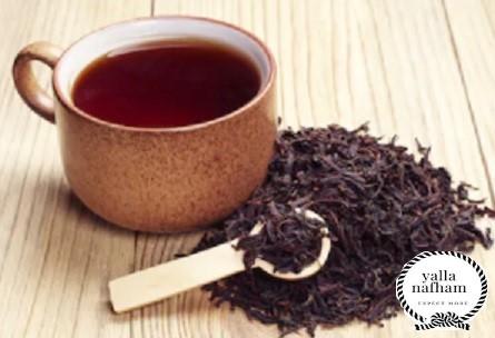 فوائد الشاي الأسود للشعر
