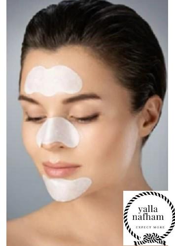 وصفة لازالة الجلد الميت من الوجه