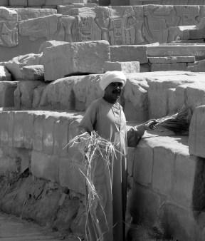Luxor, Egypt, photo by Jason Hedrick