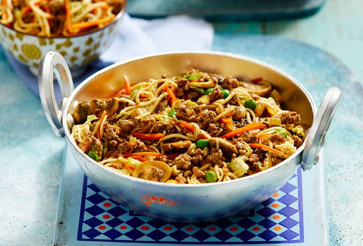 how to make fideo con carne